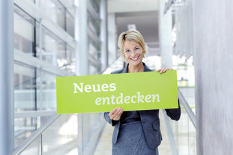 "Video: ""Neues entdecken"" in der CAREERS LOUNGE"