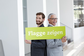 "Video: ""Flagge zeigen"" in der CAREERS LOUNGE"