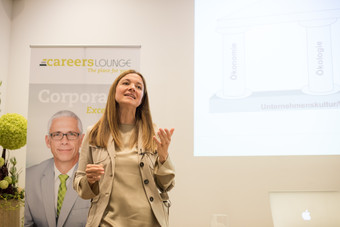 Video: Business Breakfast CSR mit Christine Pehl