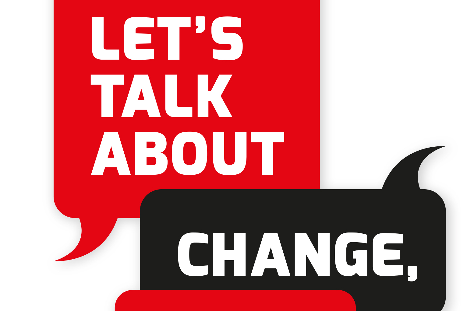 CAREERS LOUNGE präsentiert: Buchtipp – Let's talk about change, baby!