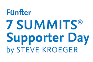 7 SUMMITS® Supporter Day – by Steve Kroeger